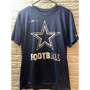 Nike Men's Dallas Cowboys Drifit Top